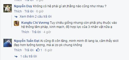 Cảm tưởng chơi Kungfu Chi Vương cứ như đang chiến game offline ý! 8