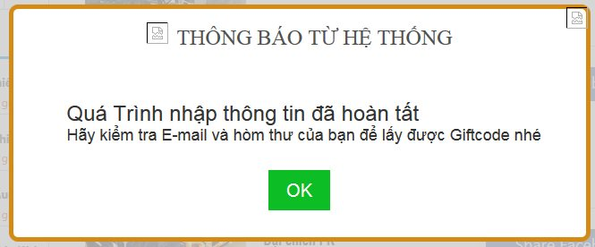 Webgame Hoa Thiên Cốt - Ngàn code khủng tặng game thủ 4