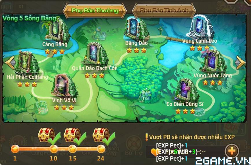 Fantasy GO – Tìm hiểu Phụ bản Dị Vực