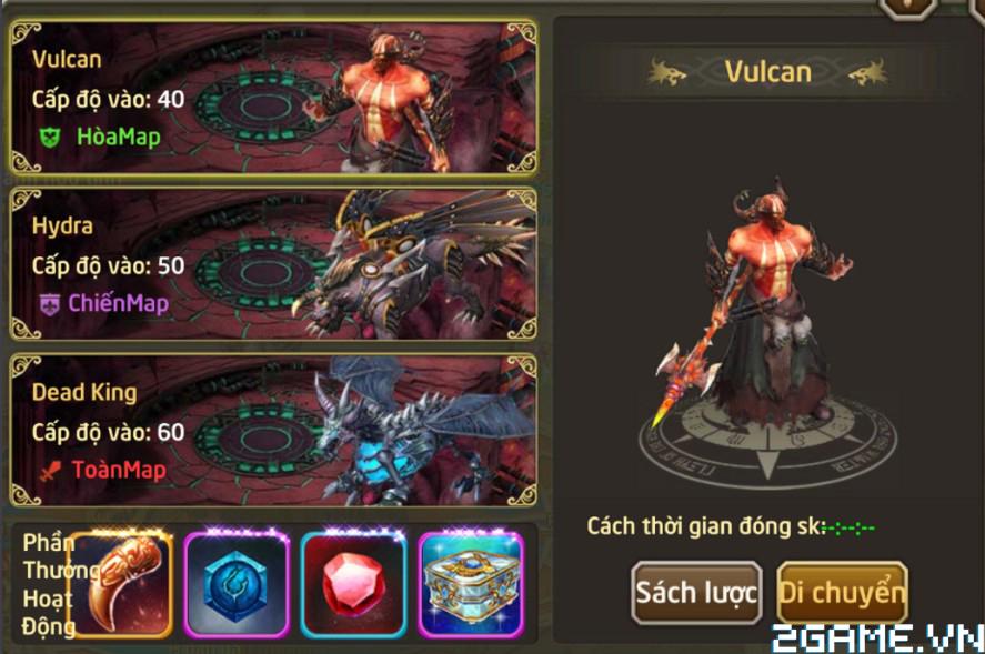 Fantasy GO - Tìm hiểu Boss Thế Giới 1