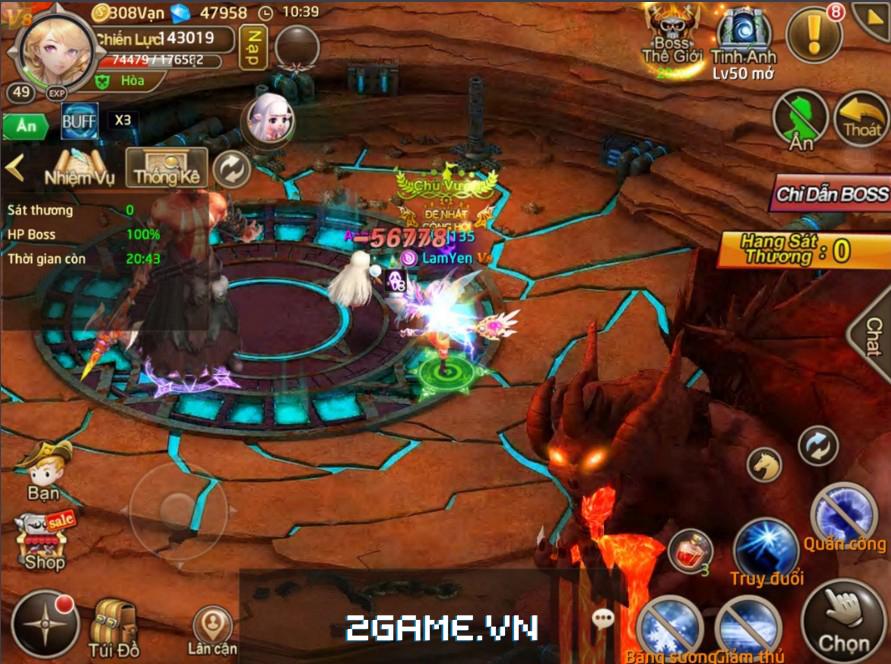 Fantasy GO - Tìm hiểu Boss Thế Giới 2