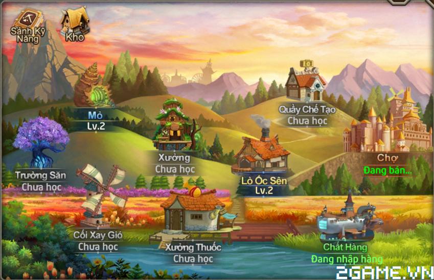 Fantasy GO - Tìm hiểu Kỹ năng sống 0