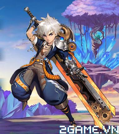 Fantasy GO - Tìm hiểu các class nhân vật trong game 0