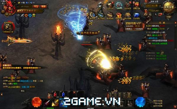 MU Đại Thiên Sứ tái hiện hoàn hảo phần hồn và xác của MU Online 3