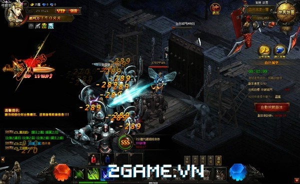 MU Đại Thiên Sứ tái hiện hoàn hảo phần hồn và xác của MU Online 4