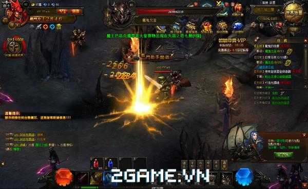 MU Đại Thiên Sứ tái hiện hoàn hảo phần hồn và xác của MU Online 5