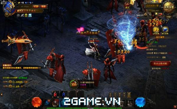 MU Đại Thiên Sứ đang là top game RPG 2D hàng đầu tại Trung Quốc 6
