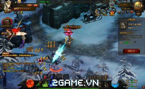 MU Đại Thiên Sứ đang là top game RPG 2D hàng đầu tại Trung Quốc 8