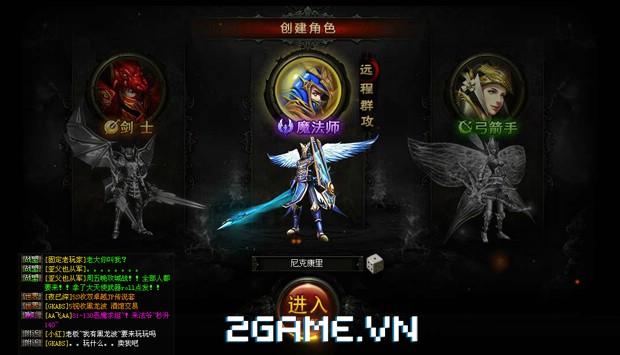 MU Đại Thiên Sứ đang là top game RPG 2D hàng đầu tại Trung Quốc 1