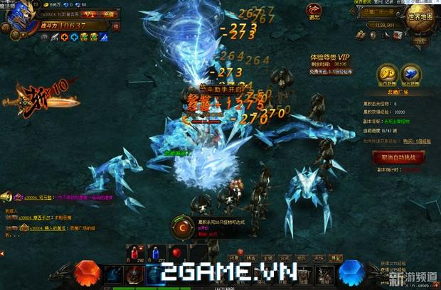 MU Đại Thiên Sứ đang là top game RPG 2D hàng đầu tại Trung Quốc 0