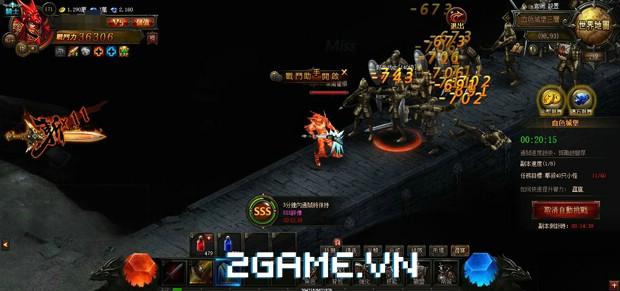 MU Đại Thiên Sứ - VNG chuẩn bị phát hành webgame MU Online giống nguyên bản nhất 2