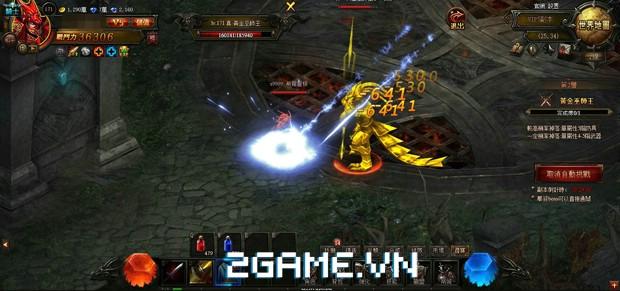 MU Đại Thiên Sứ - VNG chuẩn bị phát hành webgame MU Online giống nguyên bản nhất 4