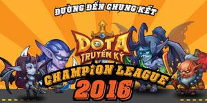Giải đấu toàn quốc mùa hè của DoTa Truyền Kỳ hâm nóng Vịnh Bắc Bộ