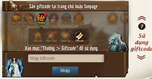 2Game phát bộ 3 loại giftcode game Tình Võ Lâm