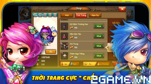 Gunny Mobi – Giới thiệu trò chơi
