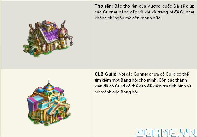 Gunny Mobi - Tìm hiểu Giao diện trò chơi 3