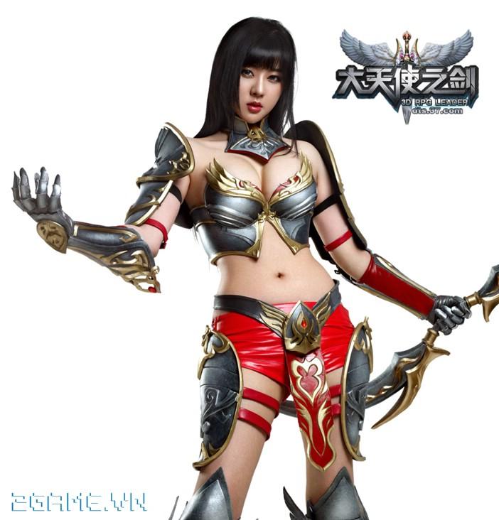 MU Đại Thiên Sứ tung clip hậu trường cosplay mãn nhãn 12