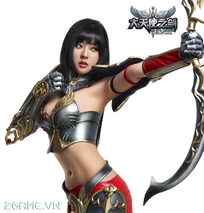 MU Đại Thiên Sứ tung clip hậu trường cosplay mãn nhãn 16