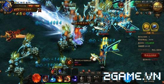 MU Đại Thiên Sứ đang là top game RPG 2D hàng đầu tại Trung Quốc 5