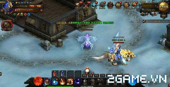 MU Đại Thiên Sứ - Game chuẩn MU Online đã về Việt Nam 4