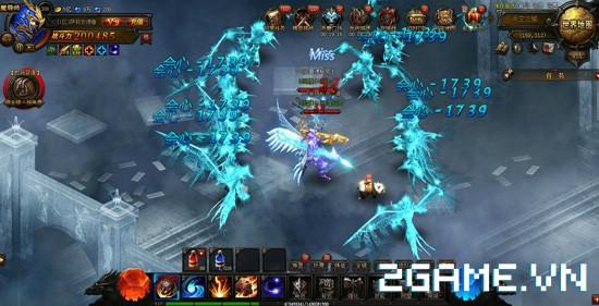 MU Đại Thiên Sứ đang là top game RPG 2D hàng đầu tại Trung Quốc 4