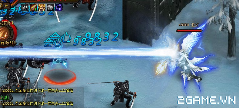 MU Đại Thiên Sứ - Game chuẩn MU Online đã về Việt Nam 10