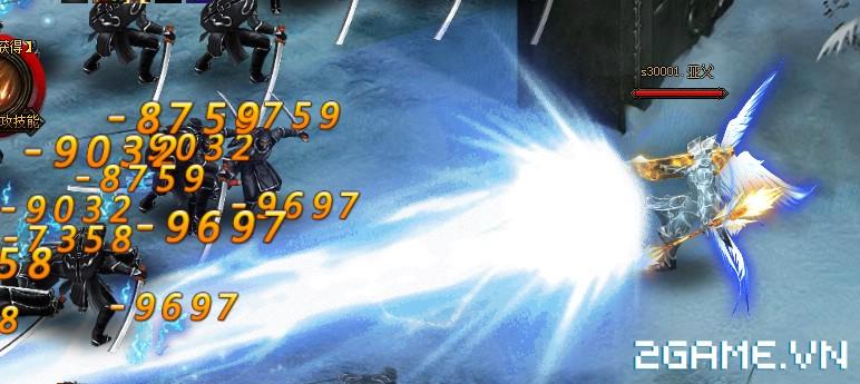 MU Đại Thiên Sứ đang là top game RPG 2D hàng đầu tại Trung Quốc 10