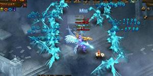 MU Đại Thiên Sứ đang là top game RPG 2D hàng đầu tại Trung Quốc