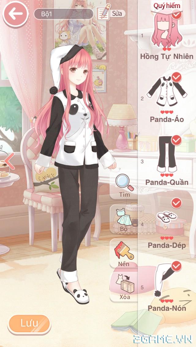 Ngôi Sao Thời Trang - Hướng dẫn chế tạo bộ đồ ngủ Panda 0
