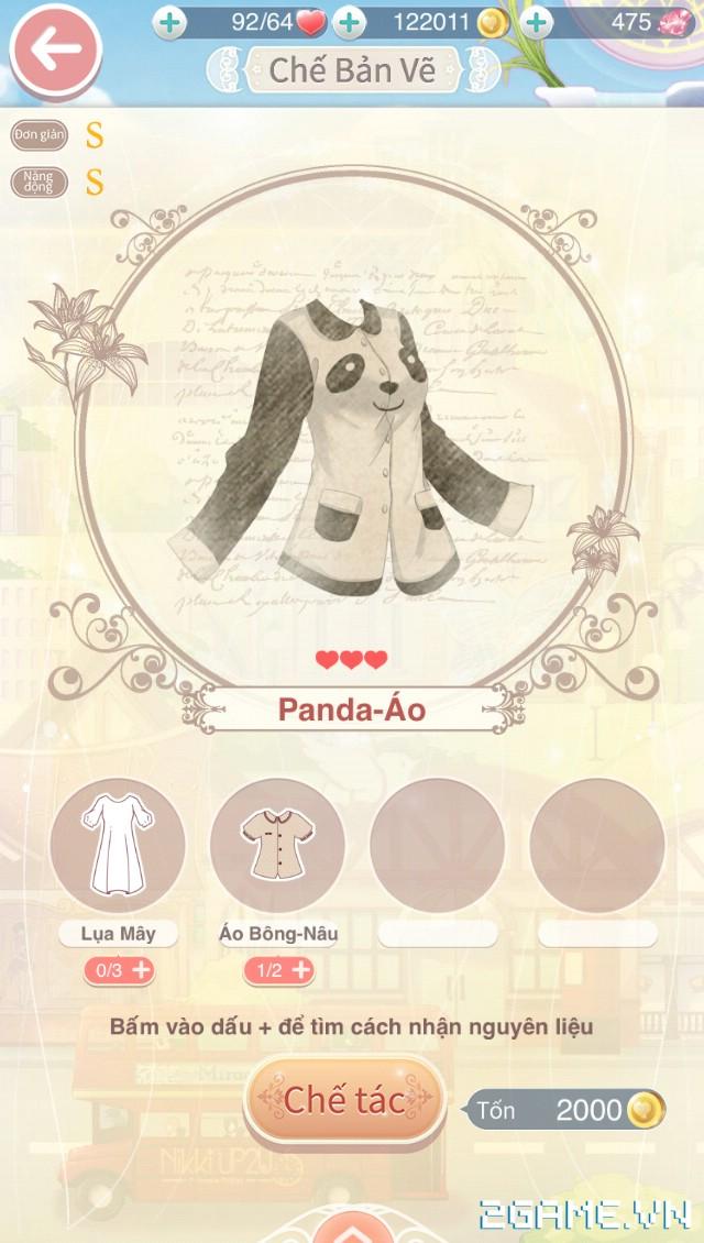 Ngôi Sao Thời Trang - Hướng dẫn chế tạo bộ đồ ngủ Panda 6