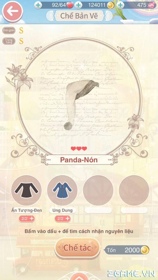 Ngôi Sao Thời Trang - Hướng dẫn chế tạo bộ đồ ngủ Panda 7