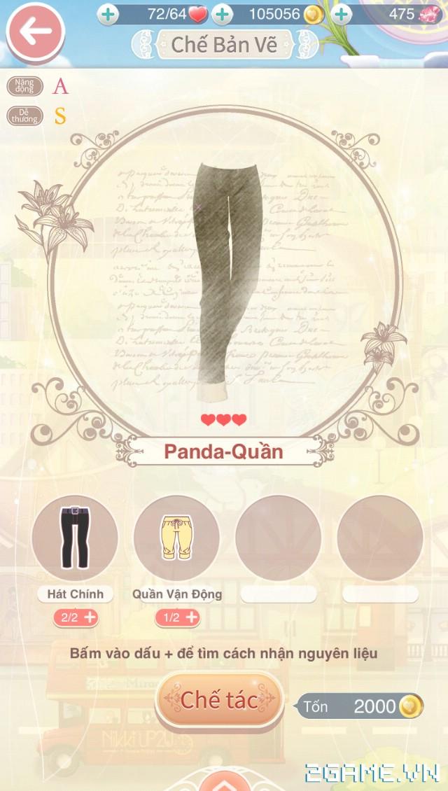 Ngôi Sao Thời Trang - Hướng dẫn chế tạo bộ đồ ngủ Panda 14