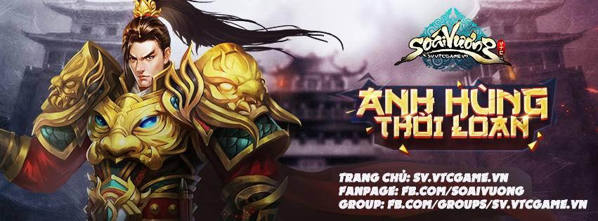 Soái Vương khiến game thủ kinh ngạc với 3 lớp nhân vật cực độc 2