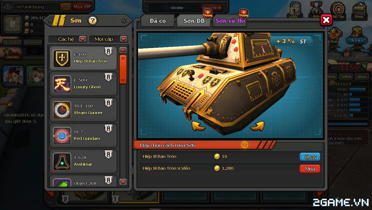 Phê cùng những trải nghiệm chiến đấu với Mad Tanks trong ngày đầu ra mắt 12