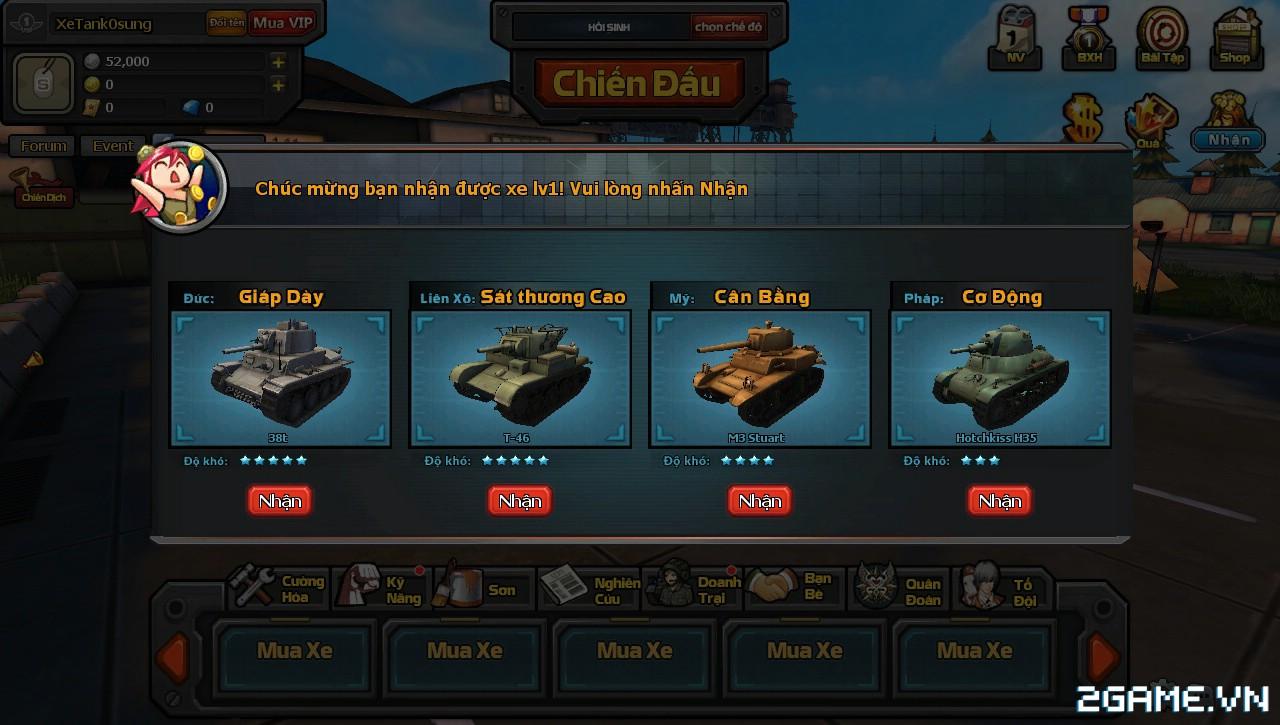 Phê cùng những trải nghiệm chiến đấu với Mad Tanks trong ngày đầu ra mắt 3