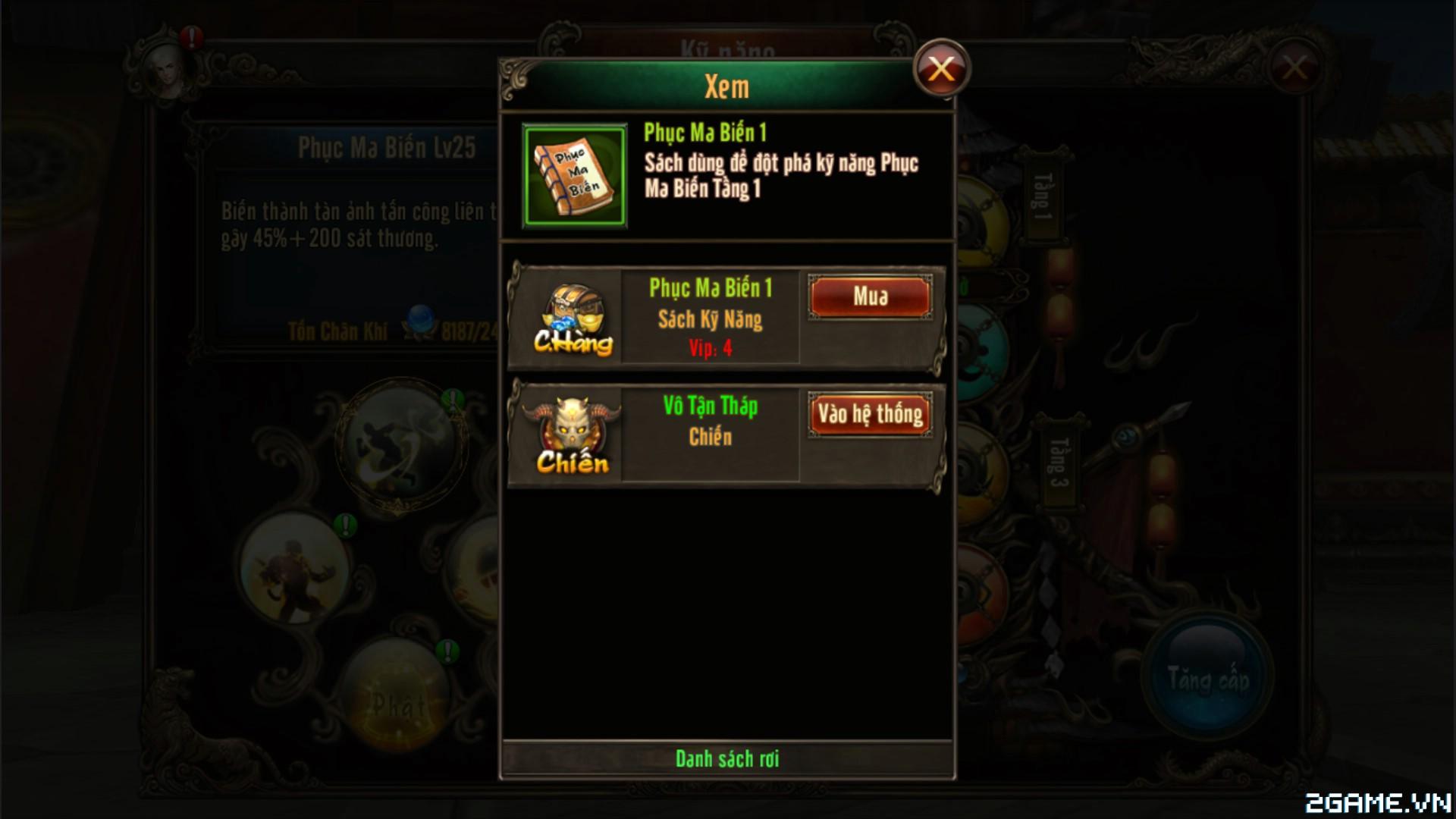 Kungfu Chi Vương - Tìm hiểu Kỹ 5
