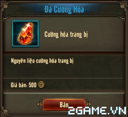 Kungfu Chi Vương - Tìm hiểu Cường hóa trang bị 3