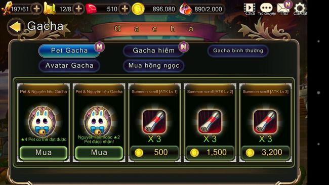 Dragon Encounter - Tính năng Pet khiến cộng đồng người chơi dậy sóng 5