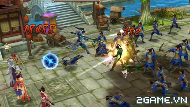 Long Tướng 3D - Game 3D thẻ bài hành động sắp về Việt Nam 4