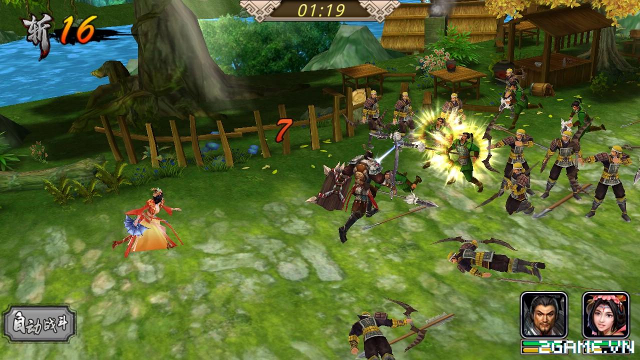 Long Tướng 3D - Game 3D thẻ bài hành động sắp về Việt Nam 6