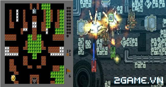 Tank Brawl - Truyền nhân xứng đáng của game Tank 4 nút điện tử băng kinh điển 1