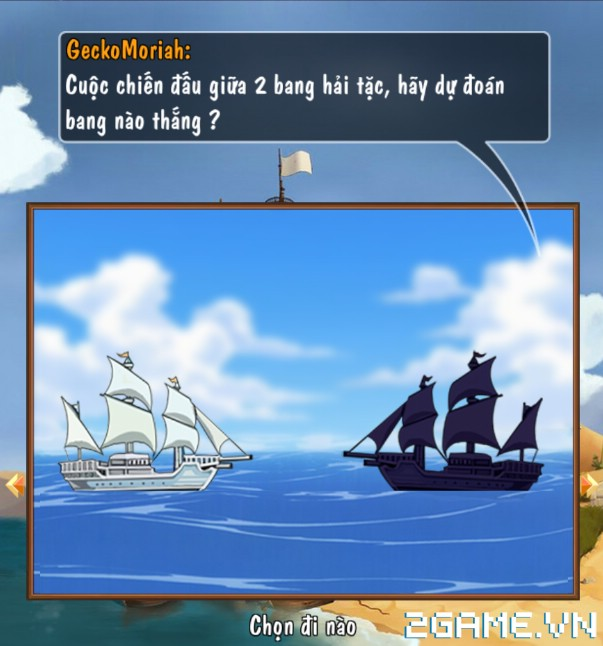Hải Tặc Bóng Đêm - Tìm hiểu Bến Cảng 3