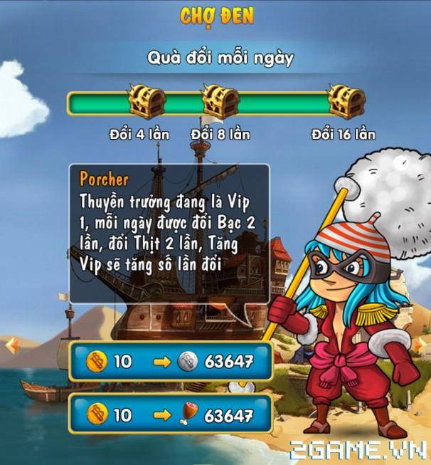 Hải Tặc Bóng Đêm - Tìm hiểu Bến Cảng 6