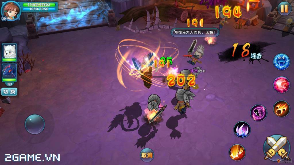 Game mobile Ảo Mộng Giang Hồ sắp được Soha Game ra mắt tại Việt Nam 0