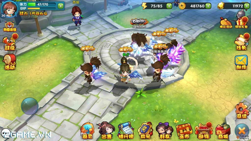 Game mobile Ảo Mộng Giang Hồ sắp được Soha Game ra mắt tại Việt Nam 1