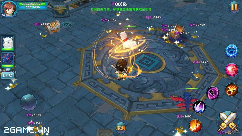 Game mobile Ảo Mộng Giang Hồ sắp được Soha Game ra mắt tại Việt Nam 7