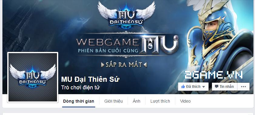 MU Đại Thiên Sứ - Game chính hãng từ Webzen cập bến Việt Nam 0