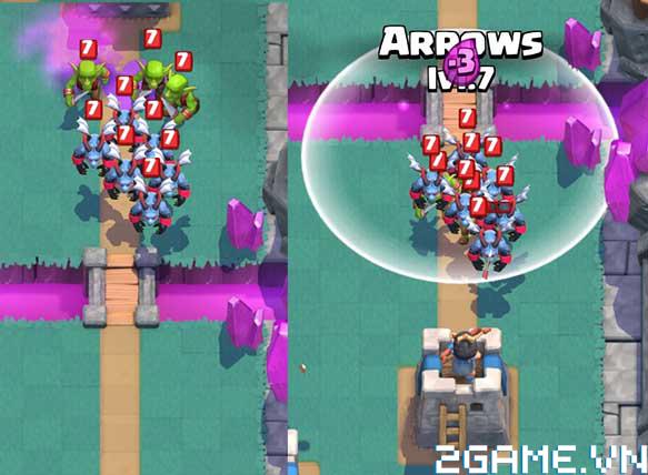 Clash Royale – Làm sao thắng đối phương dễ dàng trong game?