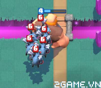 Clash Royale – Sai lầm hay gặp khi tấn công trong game