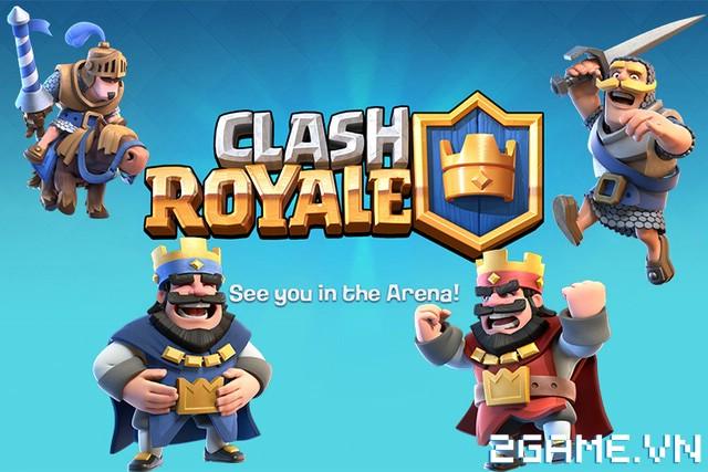 Clash Royale – Mới chơi game thì đừng bỏ qua 14 lời khuyên này